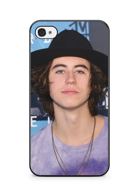 Magcon Boys Nash Grier Apple iPhone 4 / iPhone 4S Case Cover ISVA586