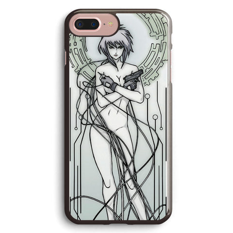 Major Motoko Kusanagi Ghost in the Shell Apple iPhone 7 Plus Case Cover ISVC278