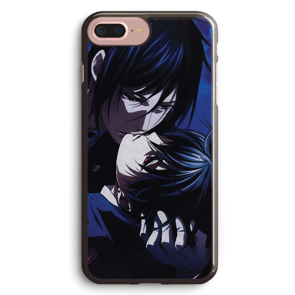 Manga Kiss Apple iPhone 7 Plus Case Cover ISVH906