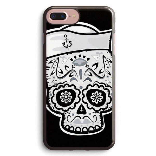 Marinero Muerto Sugar Skull Apple iPhone 7 Plus Case Cover ISVG666