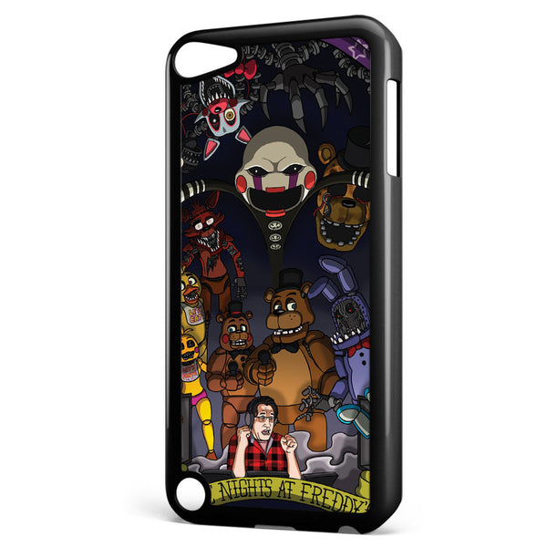 Markiplier Five Nights at Freddy's Apple iPod Touch 5 Case Cover ISVA319