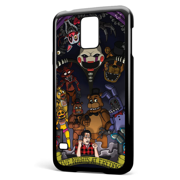 Markiplier Five Nights at Freddy's Samsung Galaxy S5 Case Cover ISVA319