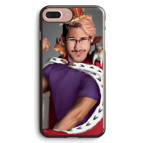 Markiplier King of the Squirrels Apple iPhone 7 Plus Case Cover ISVE631