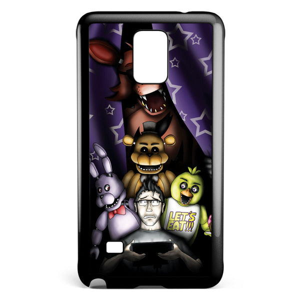 Markiplier is the Savior of Five Nights at Freddys Samsung Galaxy Note 4 Case Cover ISVA318