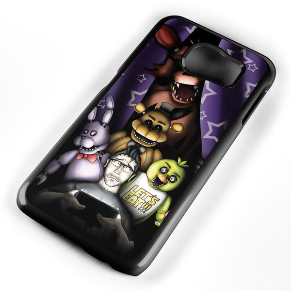 Markiplier is the Savior of Five Nights at Freddys Samsung Galaxy S6 Case Cover ISVA318