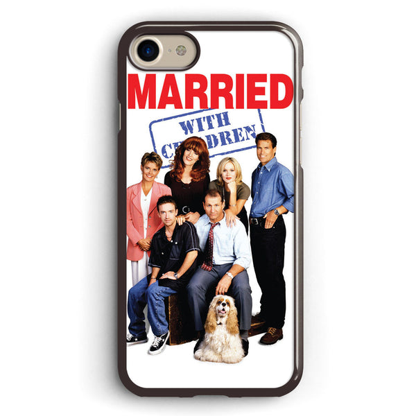 Married with Children Apple iPhone 7 Case Cover ISVA154