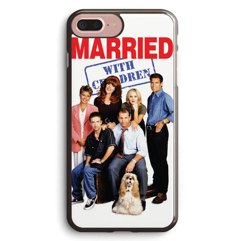 Married with Children Apple iPhone 7 Plus Case Cover ISVA154