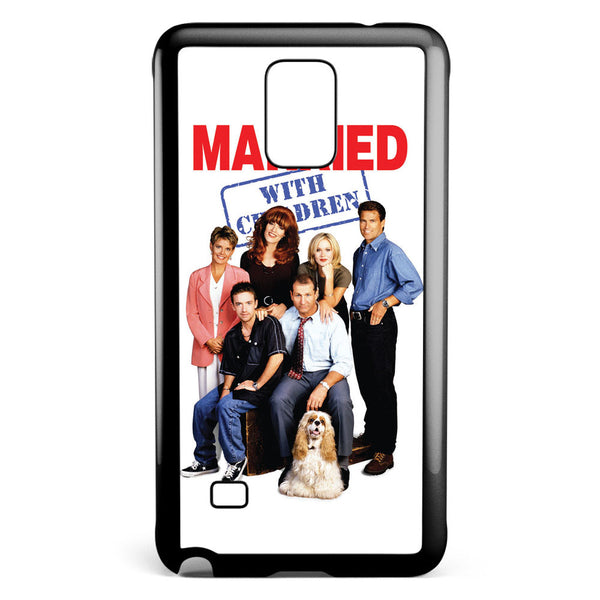 Married with Children Samsung Galaxy Note 4 Case Cover ISVA154