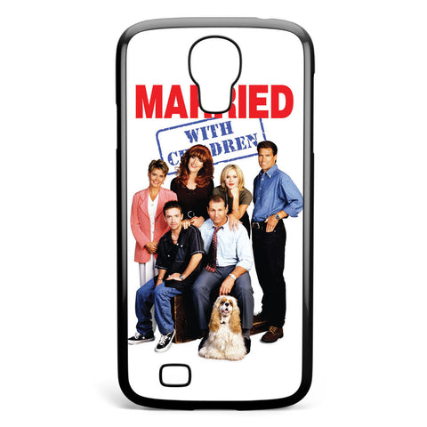 Married with Children Samsung Galaxy S4 Case Cover ISVA154