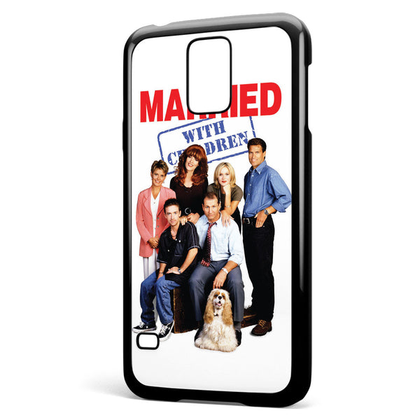 Married with Children Samsung Galaxy S5 Case Cover ISVA154