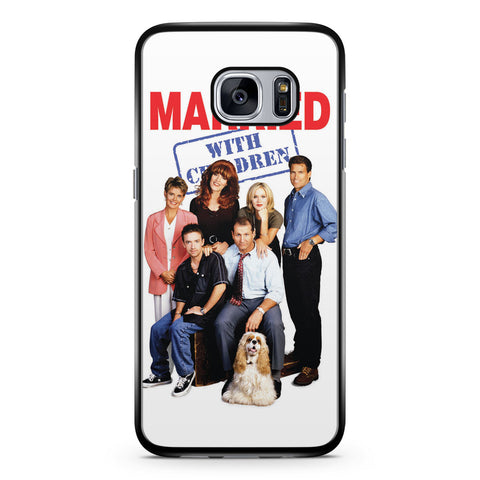 Married with Children Samsung Galaxy S7 Case Cover ISVA154