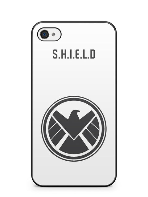 Marvel Shield Logo Apple iPhone 4 / iPhone 4S Case Cover ISVA189