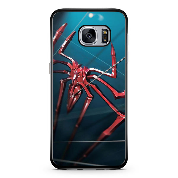 Marvel Spiderman Logo Samsung Galaxy S7 Case Cover ISVA252