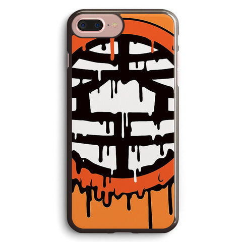 Melting Goku Apple iPhone 7 Plus Case Cover ISVG676