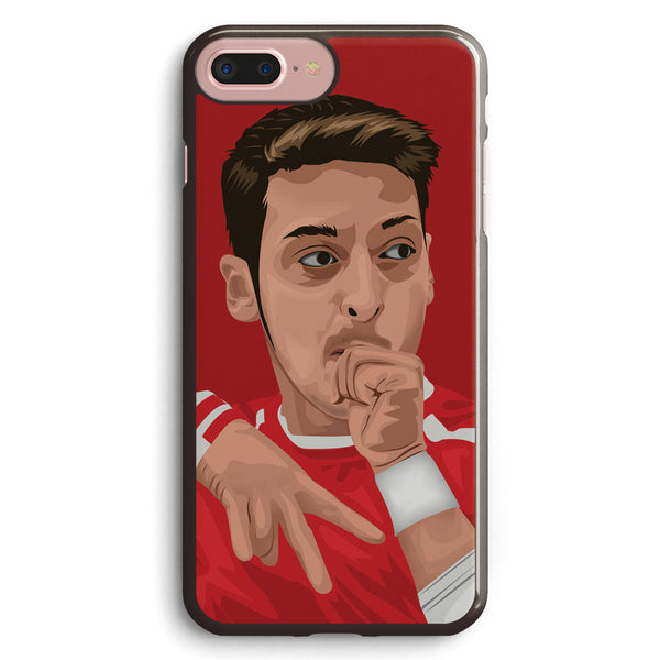 Mesut Ozil Red Apple iPhone 7 Plus Case Cover ISVG199