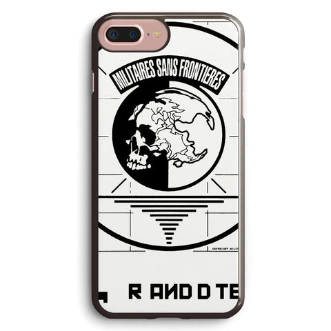 Metal Gear Solid Msf Apple iPhone 7 Plus Case Cover ISVC904