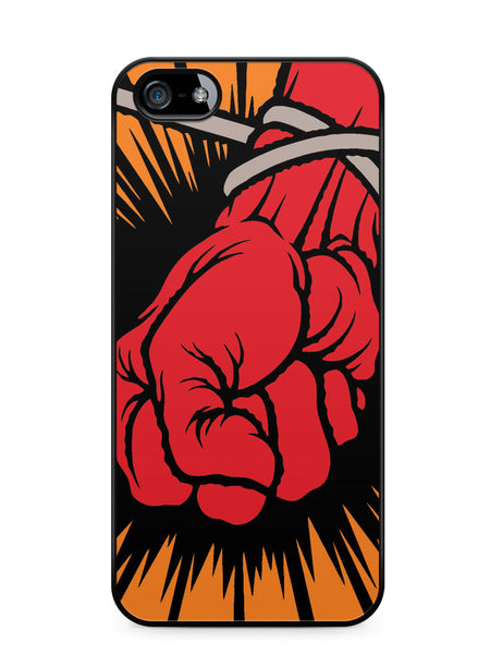 Metallica St Anger Album Cover Apple iPhone SE / iPhone 5 / iPhone 5s Case Cover  ISVA376
