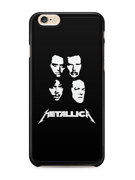 Metallica on the Howard Stern Show Apple iPhone 6 / iPhone 6s Case Cover ISVA373