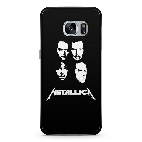 Metallica on the Howard Stern Show Samsung Galaxy S7 Case Cover ISVA373