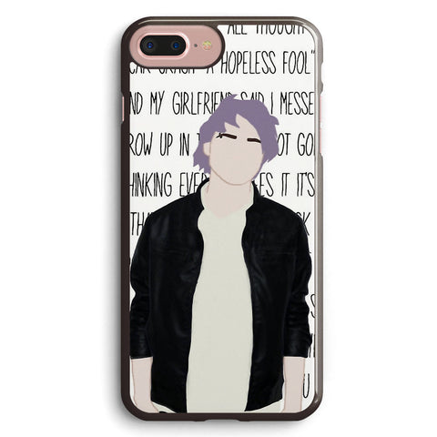 Michael Clifford Rejects Apple iPhone 7 Plus Case Cover ISVB683
