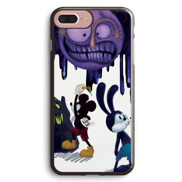 Mickey Draw Ghost Apple iPhone 7 Plus Case Cover ISVB685