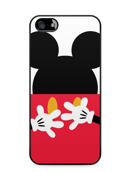 Mickey Mouse Minimalist Apple iPhone SE / iPhone 5 / iPhone 5s Case Cover  ISVA390