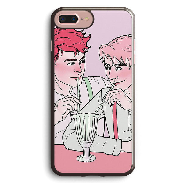Milk Bar Boys Apple iPhone 7 Plus Case Cover ISVE642