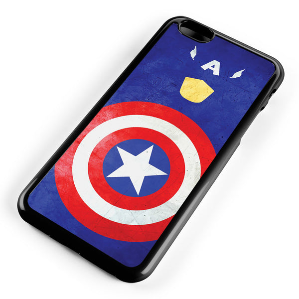 Minimalist Captain America Apple iPhone 6 Plus / iPhone 6s Plus ISVA327
