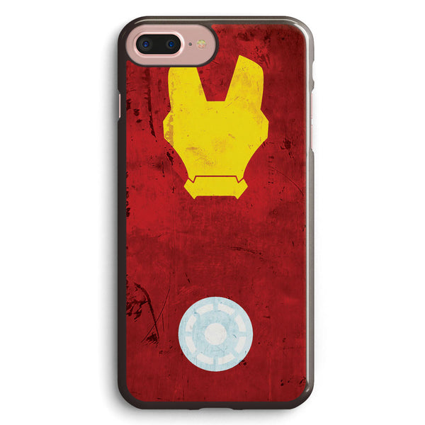 Minimalist Iron Man Apple iPhone 7 Plus Case Cover ISVA333
