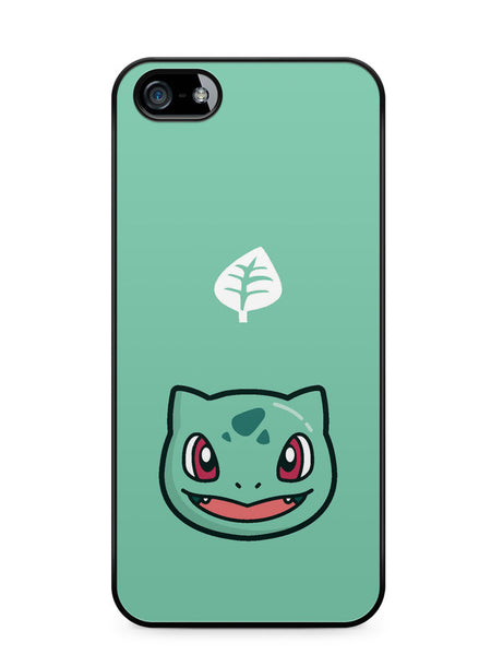 Minimalist Kawaii Bulbasaur Apple iPhone SE / iPhone 5 / iPhone 5s Case Cover  ISVA203