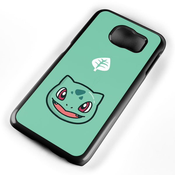 Minimalist Kawaii Bulbasaur Samsung Galaxy S6 Case Cover ISVA203