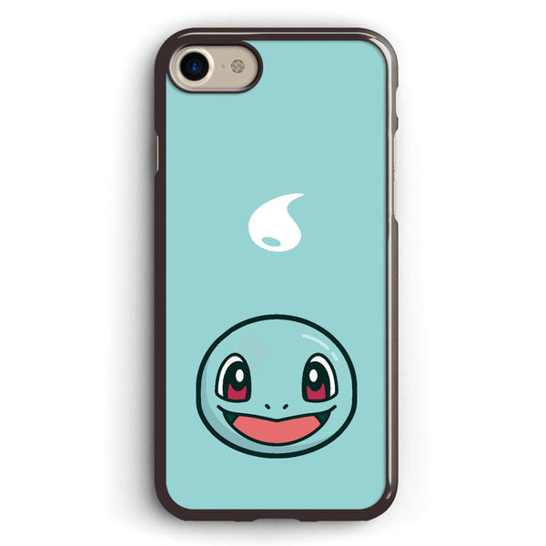 Minimalist Kawaii Squirtle Apple iPhone 7 Case Cover ISVA204