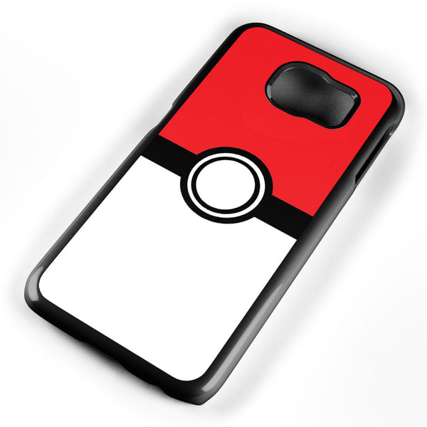 Minimalist Pokeball Samsung Galaxy S6 Case Cover ISVA086