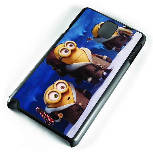 Minions Ice Age Samsung Galaxy Note 3 Case Cover ISVA551