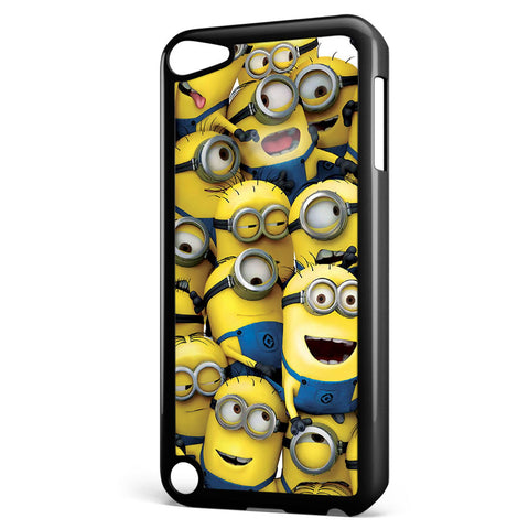 Minions Pile Apple iPod Touch 5 Case Cover ISVA548