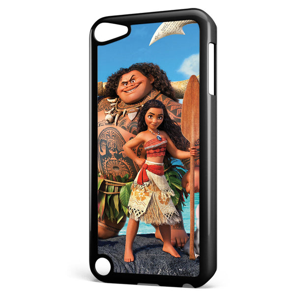 Moana and Maui Apple iPod Touch 5 Case Cover ISVA454