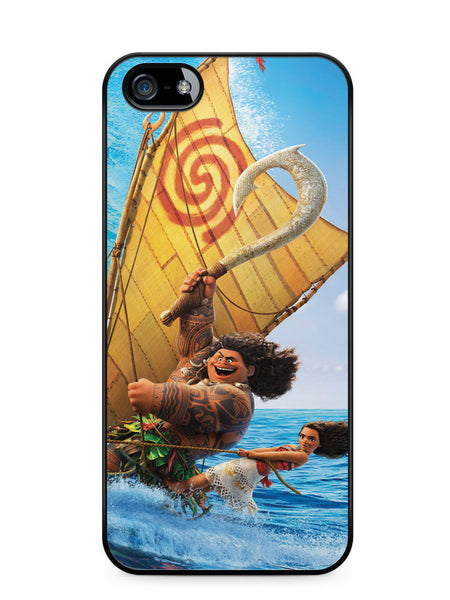 Moana and Maui Surfing Apple iPhone 5c Case Cover ISVA458