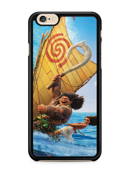 Moana and Maui Surfing Apple iPhone 6 / iPhone 6s Case Cover ISVA458