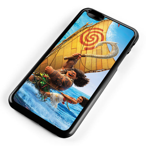 Moana and Maui Surfing Apple iPhone 6 Plus / iPhone 6s Plus ISVA458