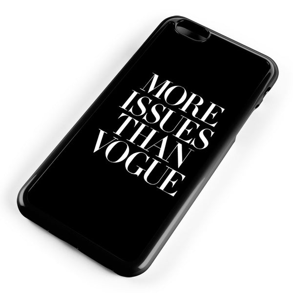 More Issue Than Vogue Apple iPhone 6 Plus / iPhone 6s Plus ISVA402