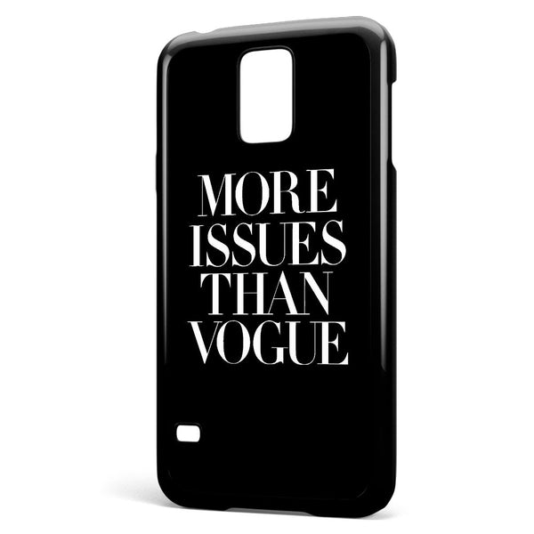 More Issue Than Vogue Samsung Galaxy S5 Case Cover ISVA402