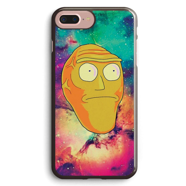 Morty Moon Apple iPhone 7 Plus Case Cover ISVH124