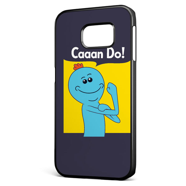 Mr Meeseeeks Caaaan Do! Samsung Galaxy S6 Edge Case Cover ISVA208