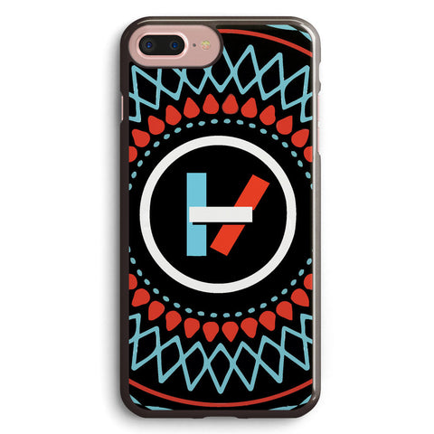 Music Twenty One Band Mandala Apple iPhone 7 Plus Case Cover ISVB070