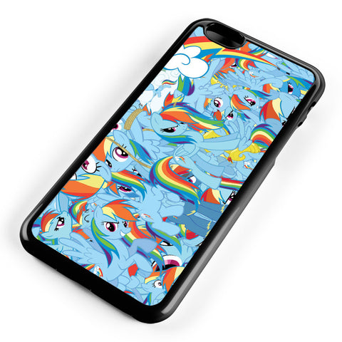 My Little Pony Rainbow Dash Apple iPhone 6 Plus / iPhone 6s Plus ISVA588