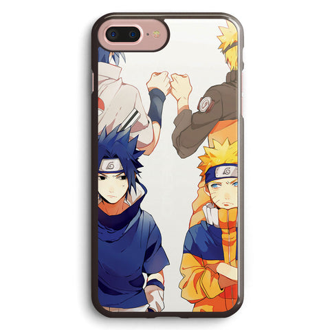 Naruto & Sasuke Apple iPhone 7 Plus Case Cover ISVH513