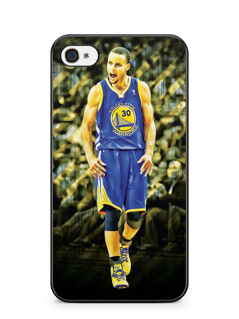 Nba Stephen Curry Apple iPhone 4 / iPhone 4S Case Cover ISVA341