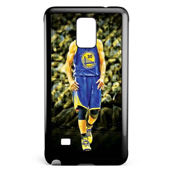 Nba Stephen Curry Samsung Galaxy Note 4 Case Cover ISVA341