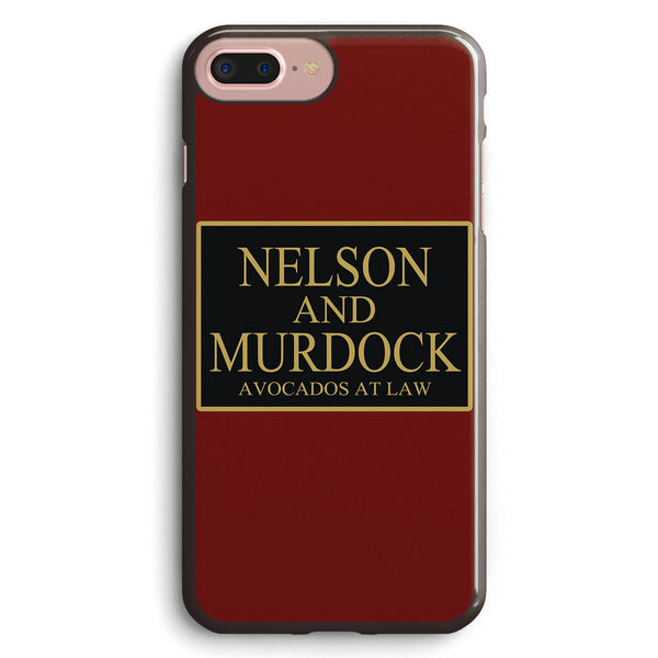 Nelson and Murdock Avocados at Law Apple iPhone 7 Plus Case Cover ISVH936