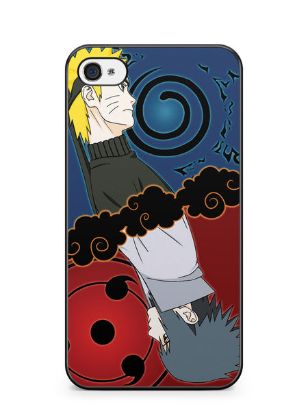 Naruto Shippuden Sasuke Apple iPhone 4 / iPhone 4S Case Cover ISVA552